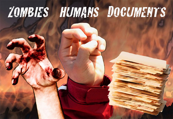 Zombies Humans Documents